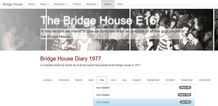 The Bridge House - 05/1977
