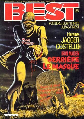 Best N°185 - Dec 1983