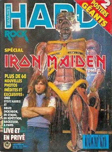 Hard Rock magazine N°32 HS - Avril / Mai 1987