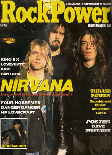 Rock Power N°12 - Mai 1992