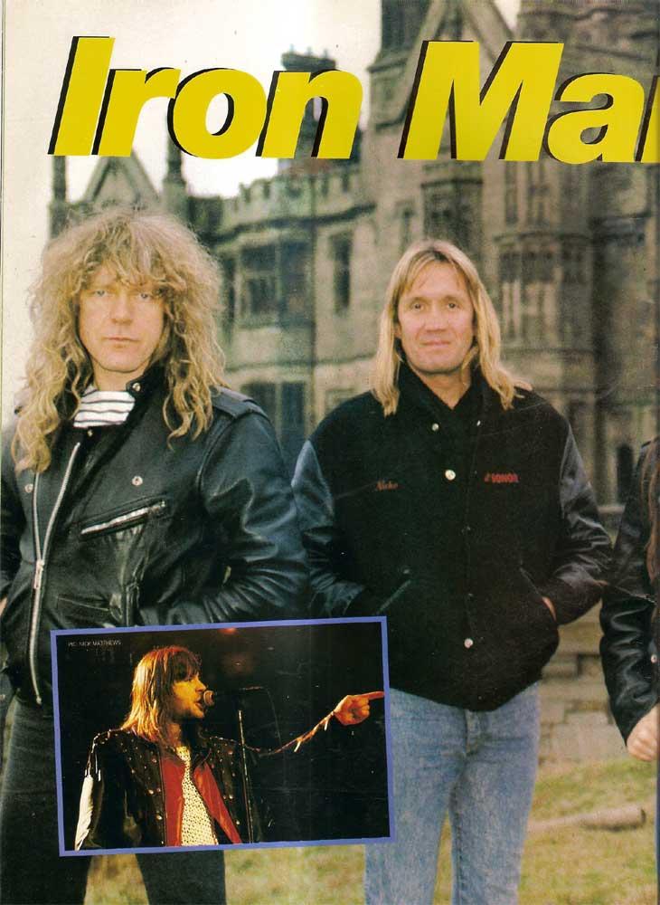 Rock Power N°12 - Mai 1992