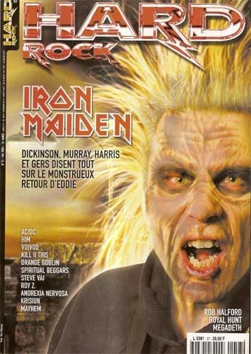 Hard Rock Magazine NS N°57 - Mai 2000
