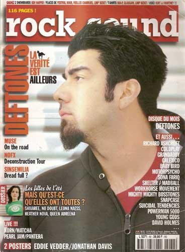 Rock Sound N°82 – Juillet 2000