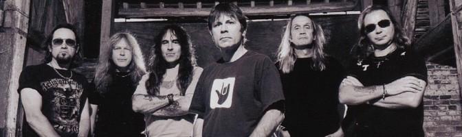 Iron Maiden 2007
