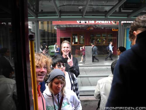 Australie 2011 - Diary