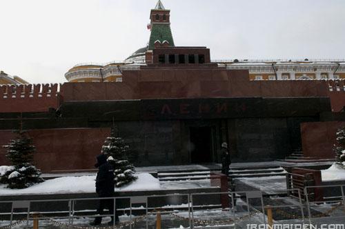 Moscou 2011 - Diary