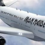 Iron Maiden Jumbo Jet
