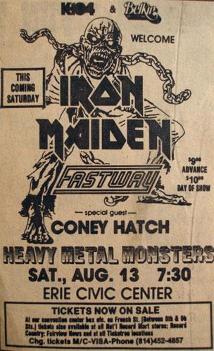 World Piece Tour 1983