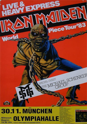 World Piece Tour 83