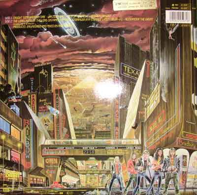 Somewhere In Time LP