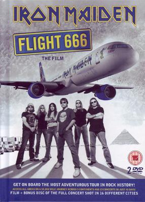 Flight 666 DVD