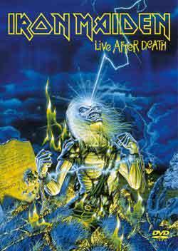 Live After Death DVD
