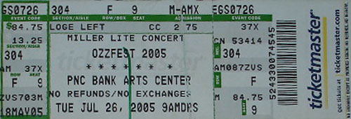 The Early Days Tour 2005