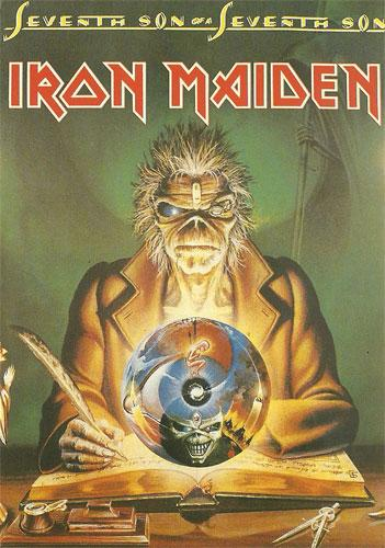 Seventh Son Of A Seventh Son (Ref. 1028 - EEC)