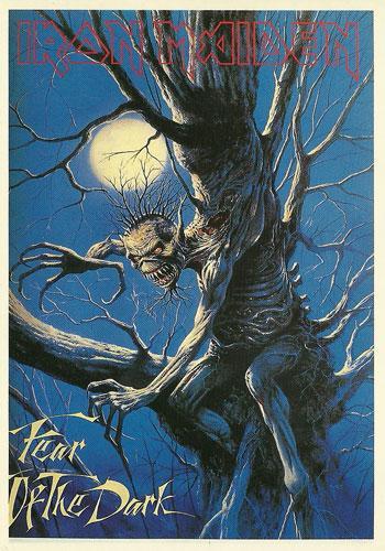 Fear Of The Dark (Ref. 1506 - EEC)