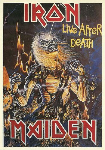 Live After Death (Ref. 1507)