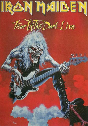 Fear Of The Dark Live (Ref. 1508)