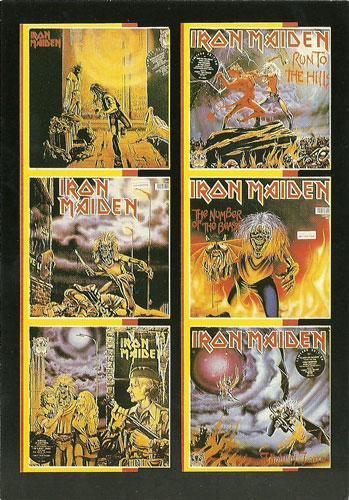 Iron Maiden Singles (Ref. 804)