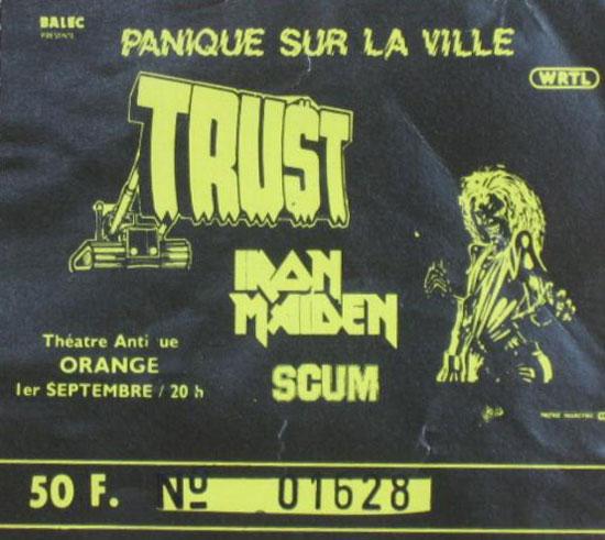 Killer World Tour 1981