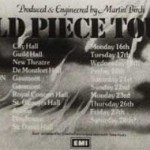 World Piece Tour 1983