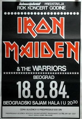 World Slavery Tour 1984/1985