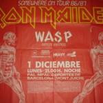 Somewhere On Tour 1986/1987