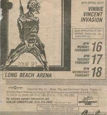 Long Beach Arena – Long Beach, CA
