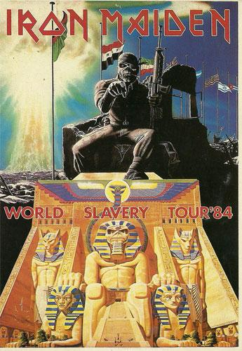 World Slavery Tour '84 (Ref. A-C 607)