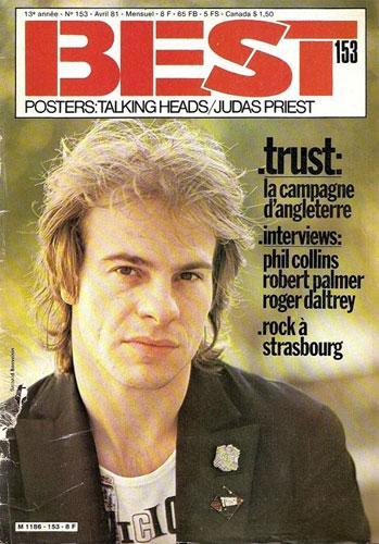 Best N°153 - Avril 1981