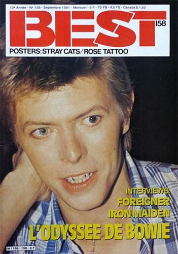 Best N°158 - Sept. 1981