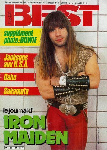 Best N°194 - Sept 1984