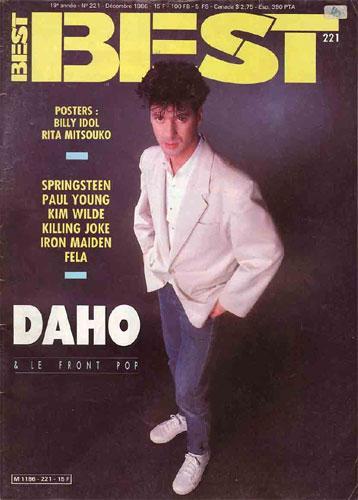 Best N°221 - Dec 1986