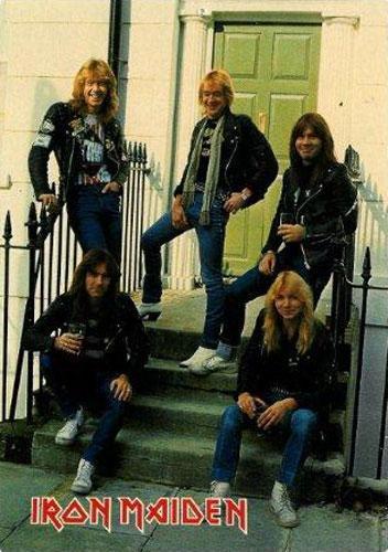 Iron Maiden (Ref. DANROSE 20148)