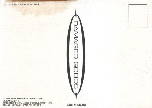 Don't Walk (Ref. DG 114)