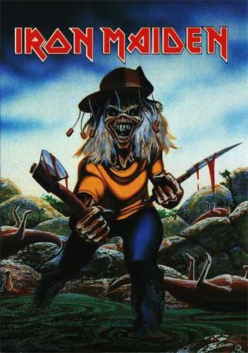 Iron Maiden (Ref. DG 39)