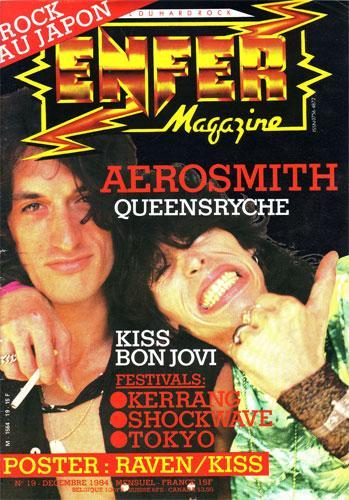 Enfer Magazine N°19 - Dec. 1984