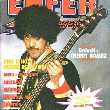 Enfer Magazine N°33 - Fev 1986
