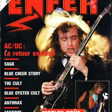 Enfer Magazine N°34 - Mar 1986