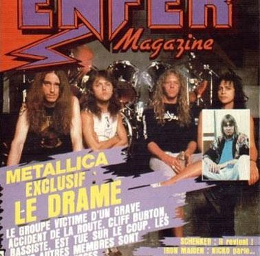 Enfer Magazine N°41 - Oct 1986
