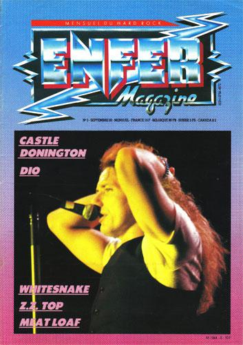 Enfer Magazine N°5 - Sept. 1983