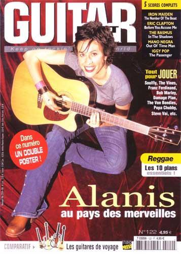 Guitar Part N°122 - Mai 2004