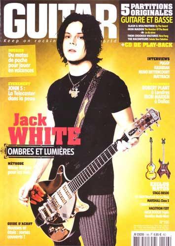 Guitar Part N°196 - Juillet / Août 2010