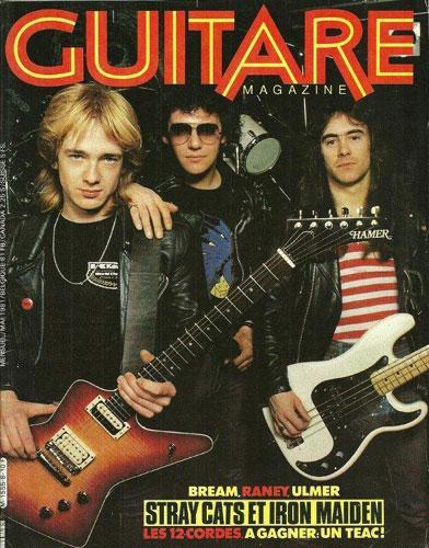 Guitare Magazine N°8 - Mai 1981