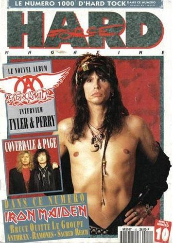 Hard Force N°10 S2 - Avril 1993