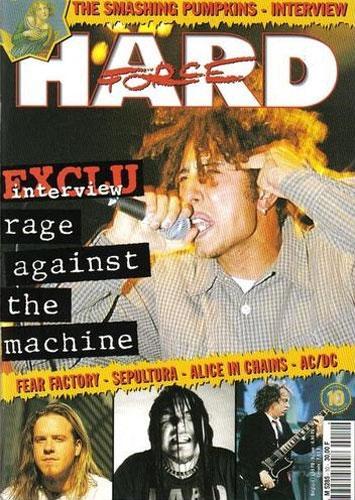 Hard Force N°10 S3 - Février 1996