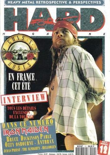 Hard Force N°12 S2 - Juin 1993