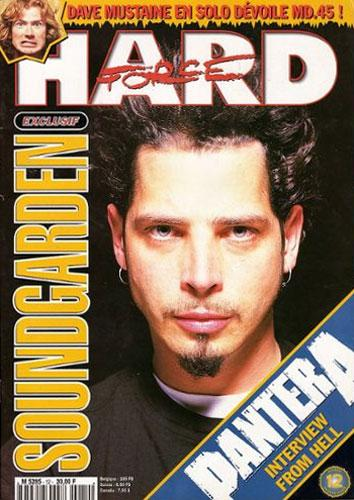 Hard Force N°12 S3 - Avril 1996
