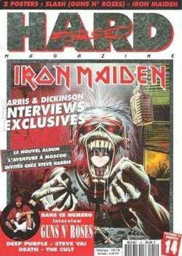 Hard Force N°14 S2 - Septembre 1993