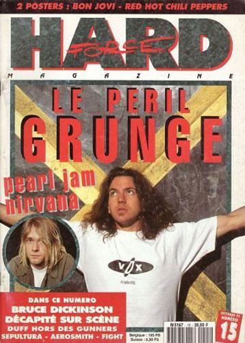 Hard Force N°15 S2 - Octobre 1993