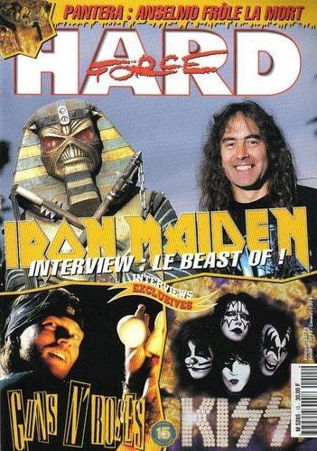 Hard Force N°15 S3 - Août 1996